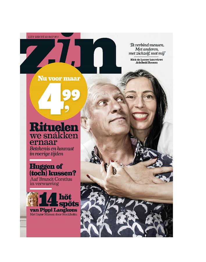 Zin editie 9 – augustus 2017