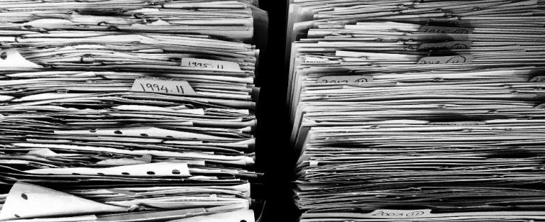 Gevonden in het archief