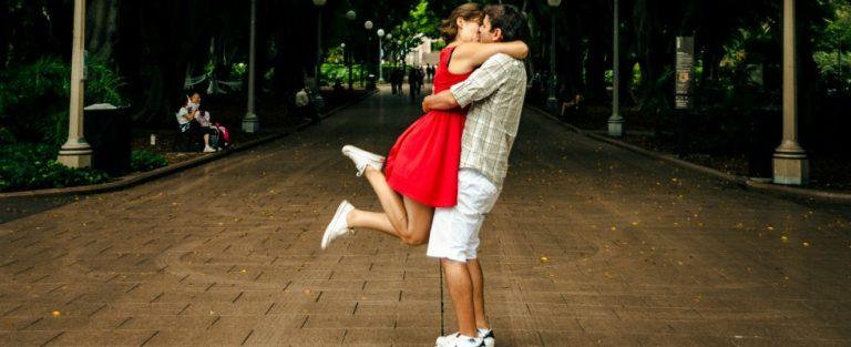 Hugs liegen nooit
