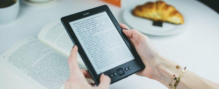 Waanzinnige korting op E-books!