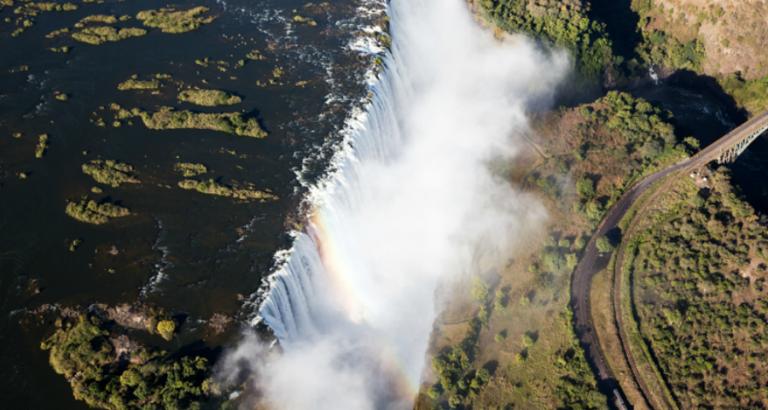 Avonturen in Zimbabwe