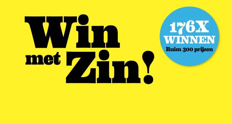 Win met Zin!