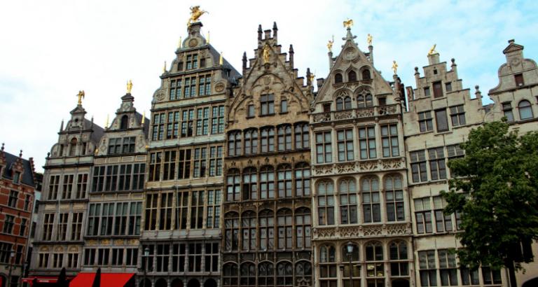 Citytrip Antwerpen