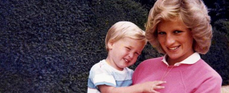 Diana, onze moeder