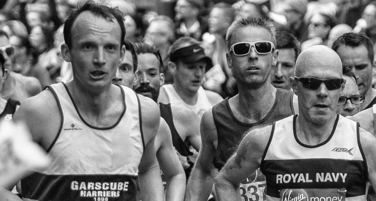 Een innerlijke marathon