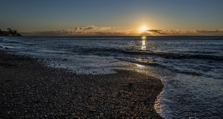 Winterzon aan de Costa del Sol