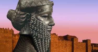 Nineveh, de grootste stad ter wereld