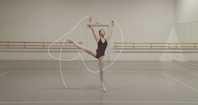 De finesse van ballet