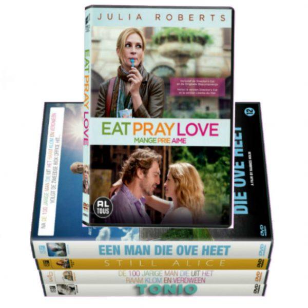Zin: DVD-pakket
