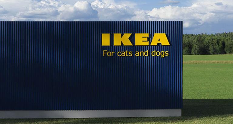 IKEA brengt meubels voor je huisdier