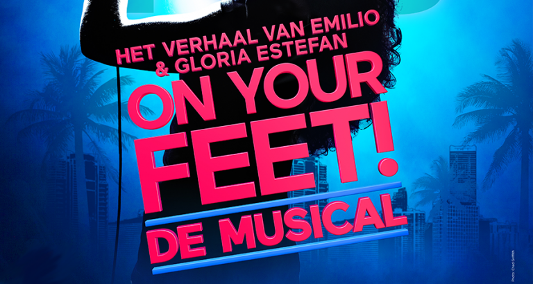 Get On Your Feet! in het theater