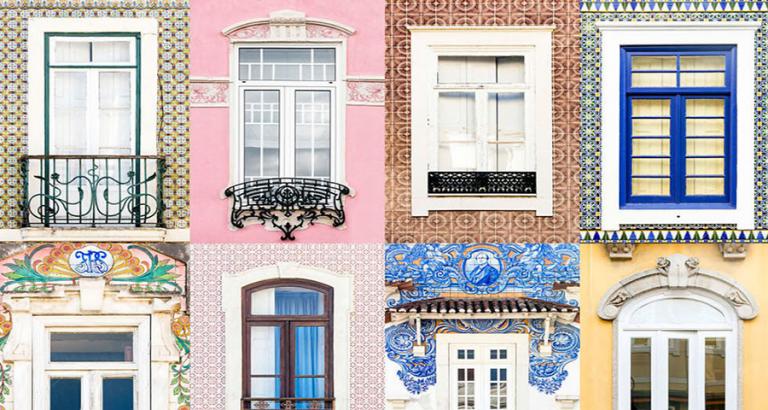 De mooiste ramen van Portugal