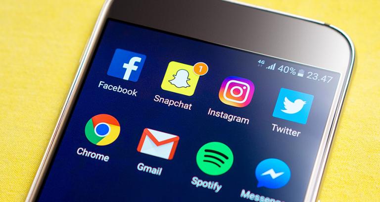 Snapchat, Twitter en nog meer