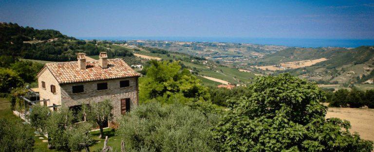 Prachtige vakantiehuizen in Italië