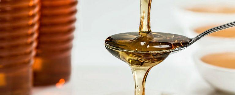 Wees zuinig met honing