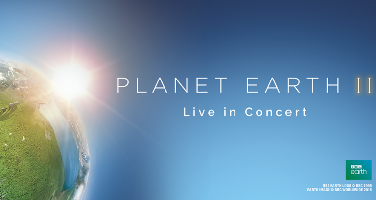 Planet Earth II in concert