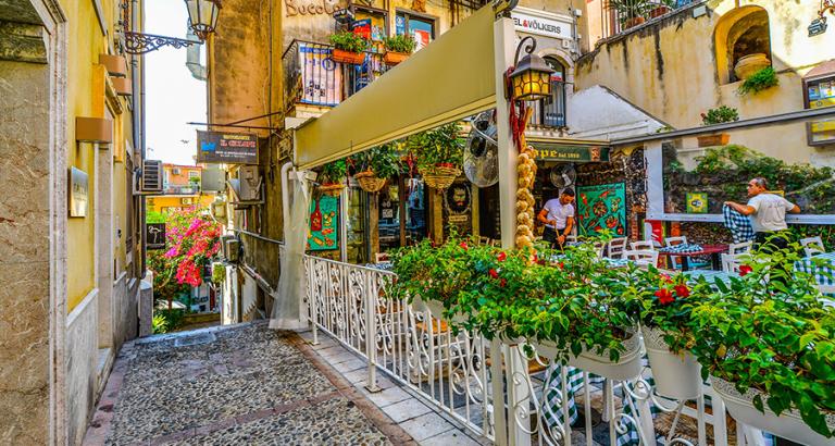 Fly-Drive Sicilië Food & Wine