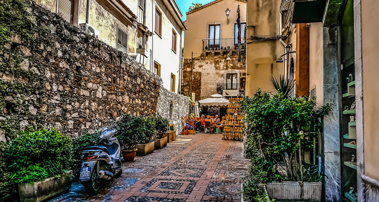 Dag-tot-dag programma Sicilië