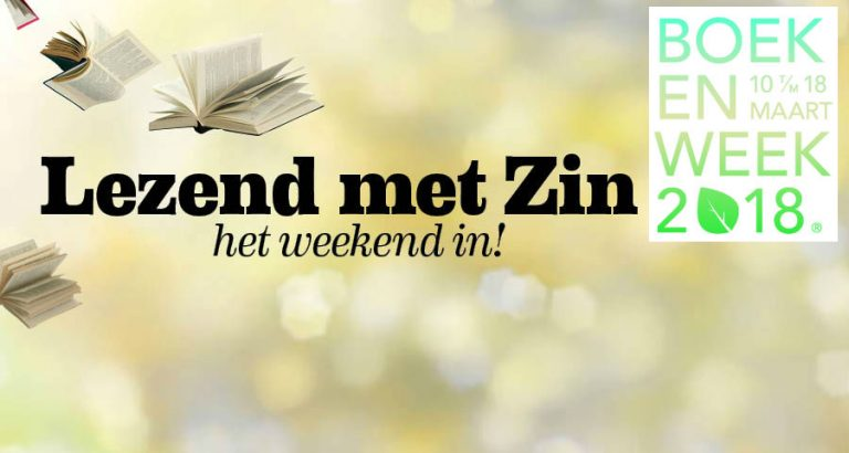 Boekenweek 2018 in 4 toptitels!