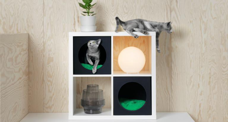 De IKEA huisdieren-collectie ook in Nederland
