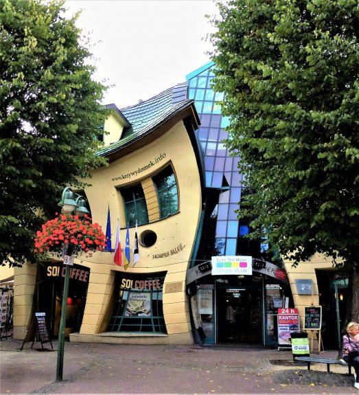vreemde gebouwen