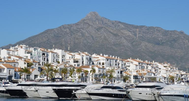 Wandelvierdaagse in Marbella