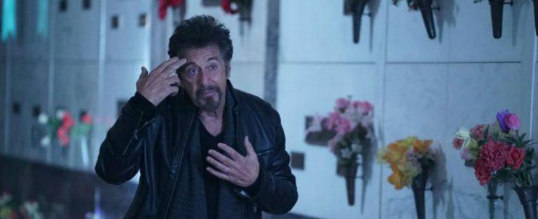 Pacino jaagt op een seriemoordenaar