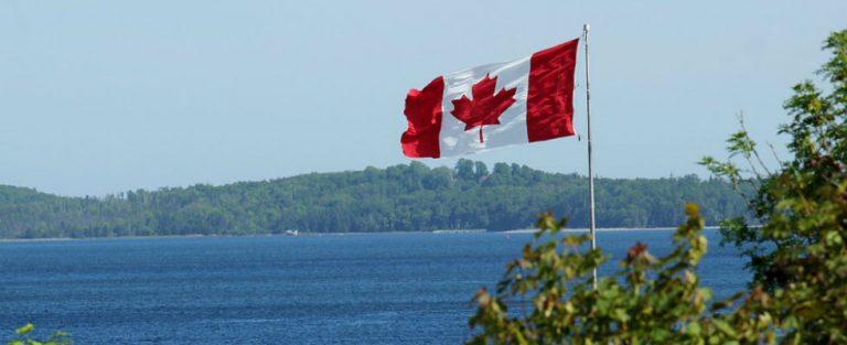 Wij gaan naar Canada