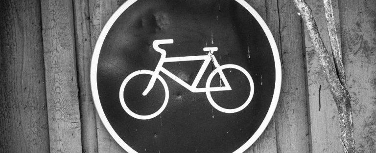 'Ik dúrf niet te fietsen!'