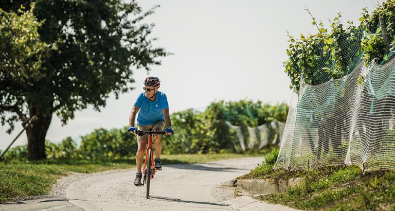 Zwitserland fietsland