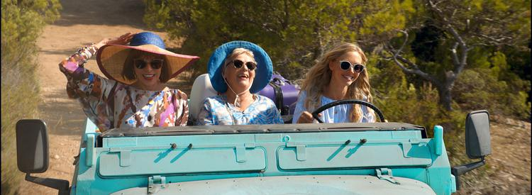 Dé feelgoodmovie: Mamma Mia! Here We Go Again