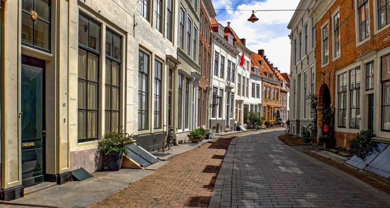 Verdwalen in Middelburg
