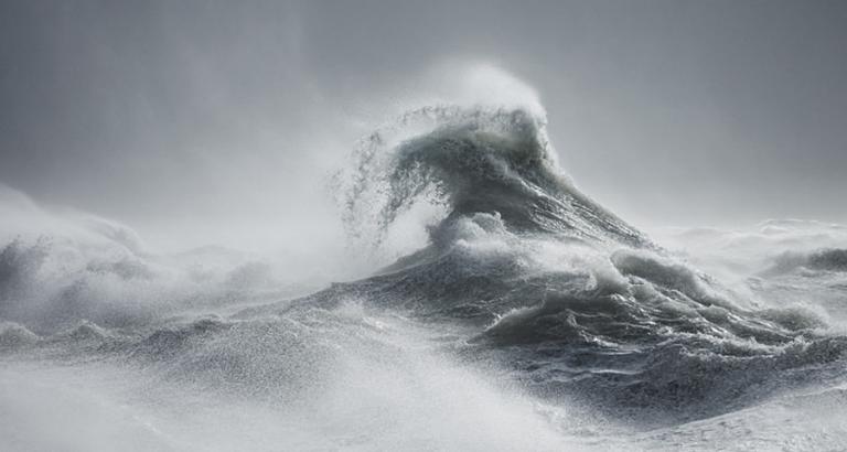 De kracht van de zee