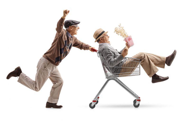 De 7 fijnste films over ouder worden