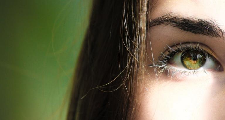 Last van droge, branderige ogen?