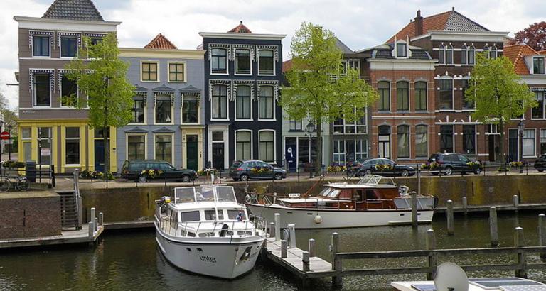 Gorichem is dé reden om in Nederland op vakantie te gaan