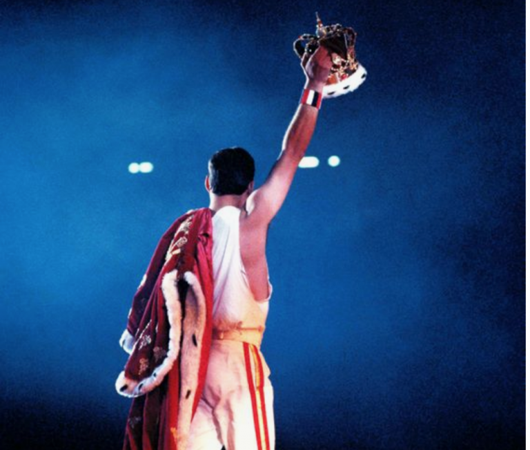 Freddy Mercury in 10 iconische foto's