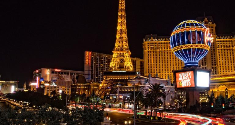 Op stap in Las Vegas