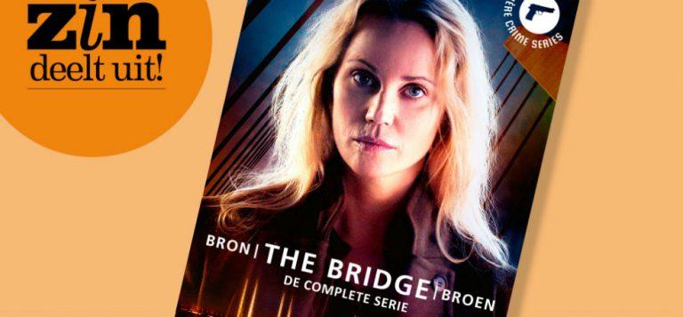 Win de verzamelbox met vier seizoenen van The Bridge!