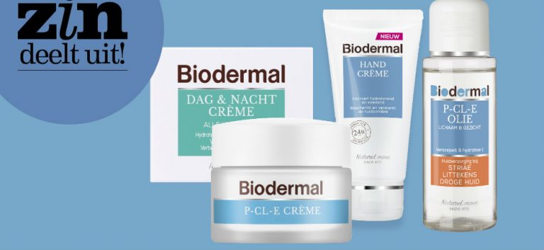 Win een Biodermal pakket
