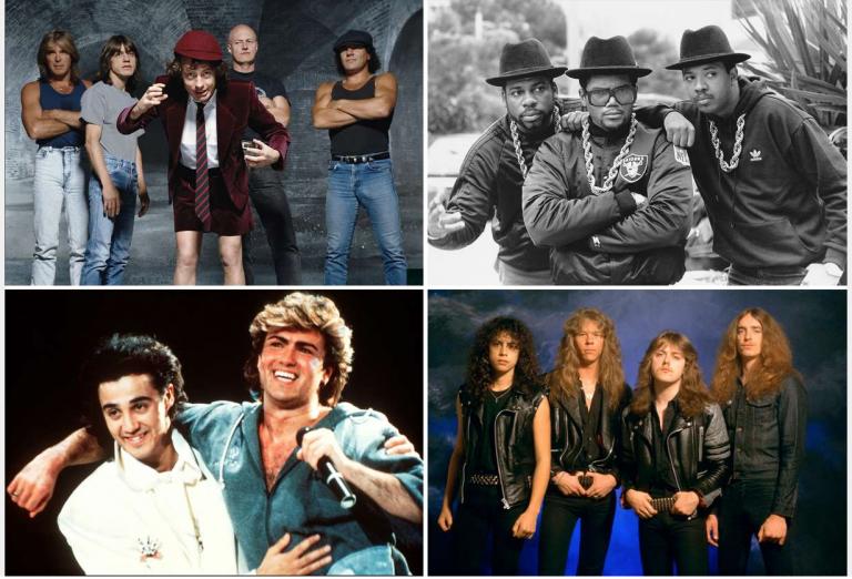 Jonge goden of ouwe rockers, de heftigste bands uit de jaren 80 toen en nu