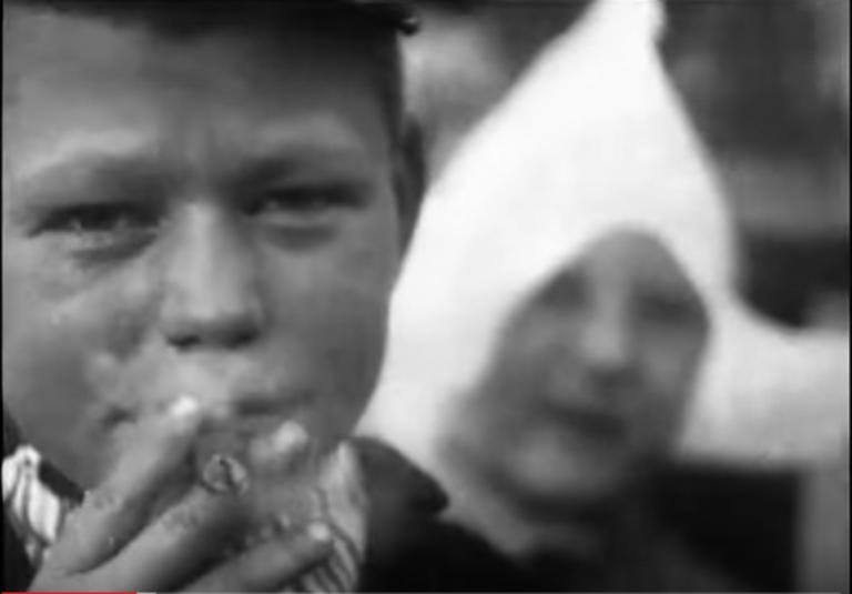 Je kunt het je bijna niet voorstellen, maar toen was roken heel gewoon