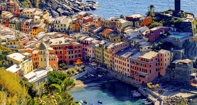 De 5 mooiste plekken ter wereld