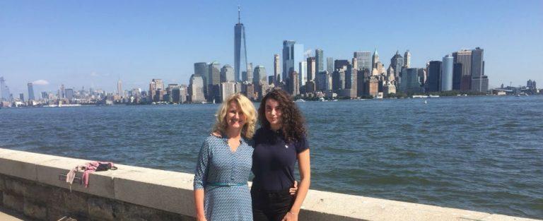 Moeder & dochter 24 uur in New York