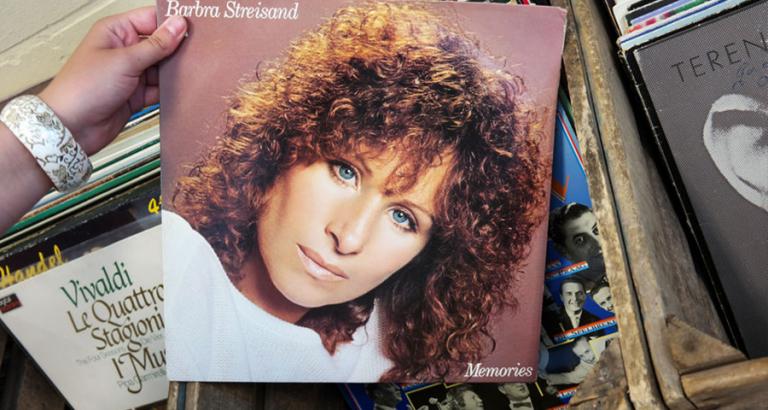 Het icoon dat Barbra Streisand heet
