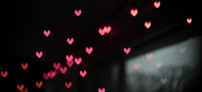 Een met heel je hart-Zin