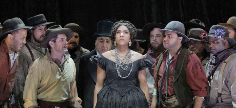 Met korting naar de opera Girls of the Golden West