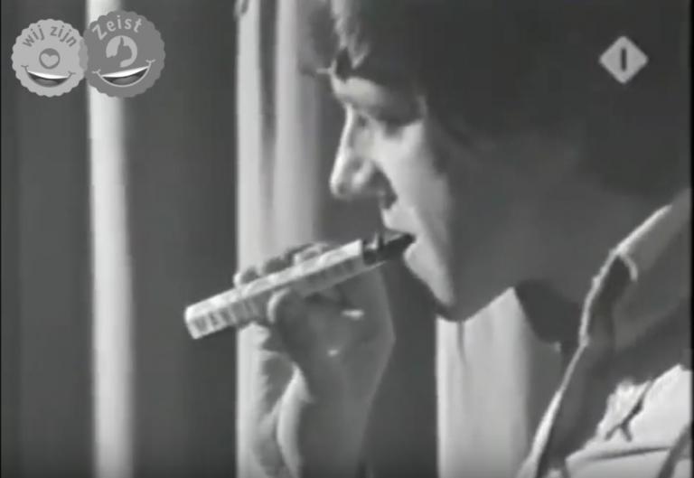Prachtig tijdsbeeld: het eerste reclameblok uit de jaren 60