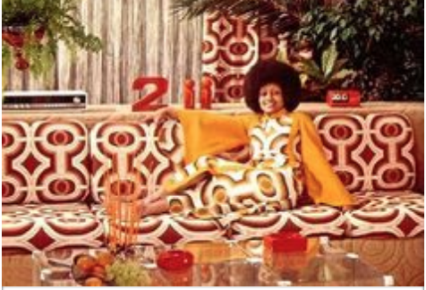10 interieurtrends uit de 60s waar we nu gillend gek van zouden worden