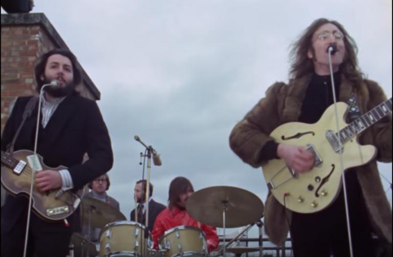 Legendarisch: het laatste optreden van The Beatles